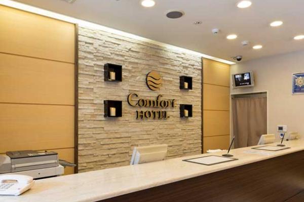 コンフォートホテル(全65施設に導入)