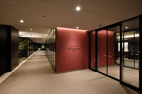 ホテル京阪(14施設に導入)