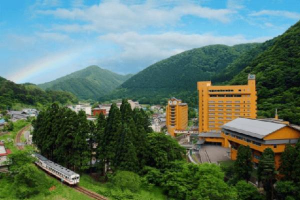 四季彩り秋田づくし 湯瀬ホテル